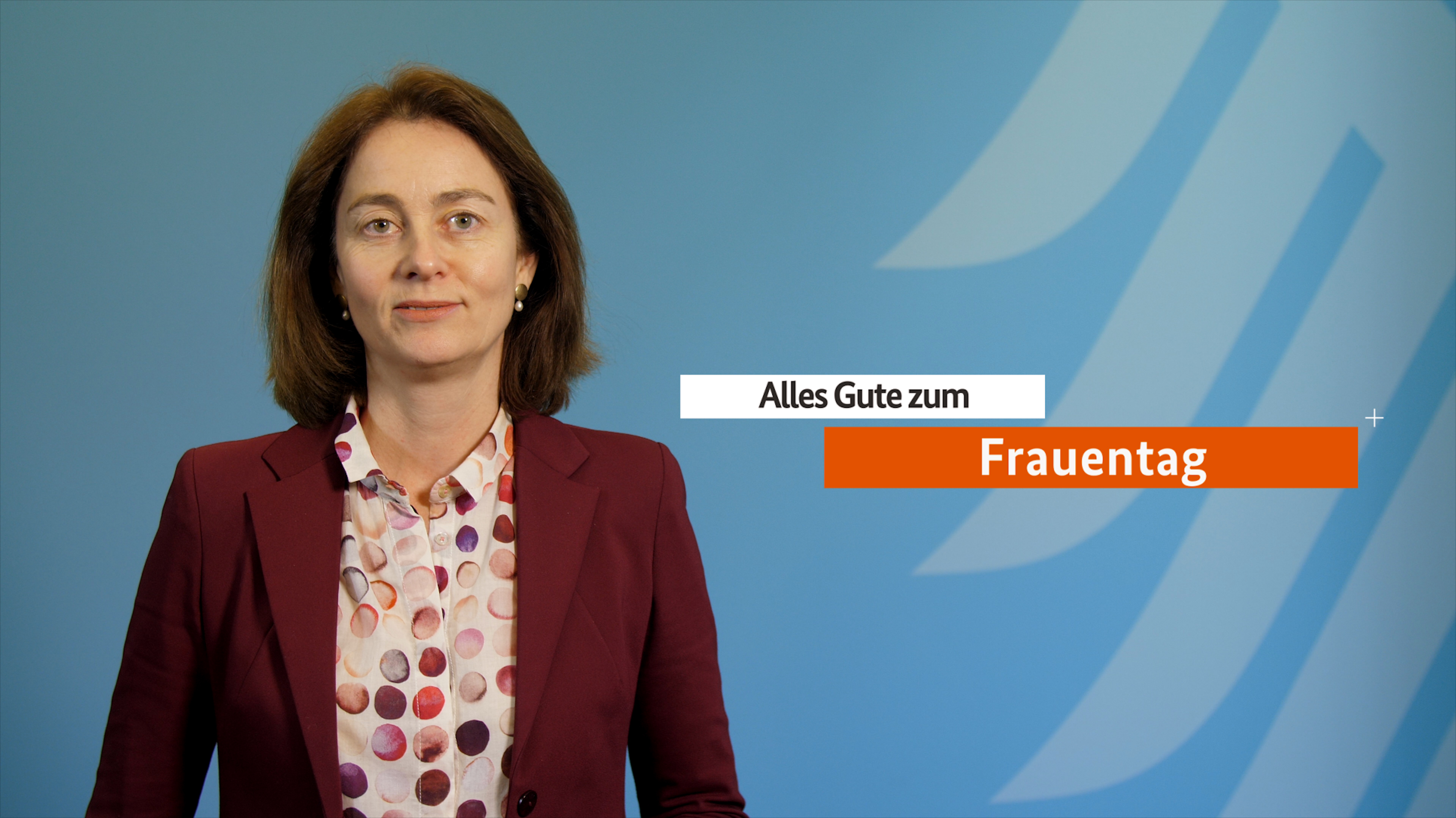 Katarina Barley zum Internationalen Frauentag